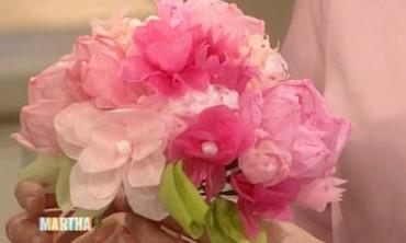 Tissue Paper Bouquets