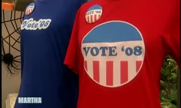 2008 Campaign T-Shirts