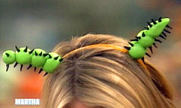 Caterpillar Headpiece