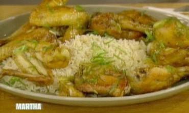 Sandy Gluck Cooks