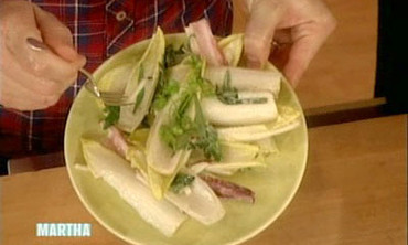 Pear-and-Apple Salad