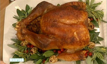 Video Dry Brined Turkey Martha Stewart