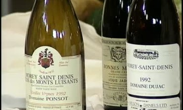 Burgundy Wine Tutorial