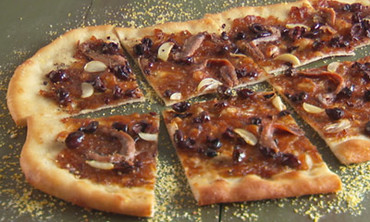 Caramelized Onion Tart
