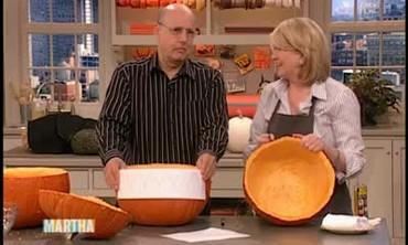Creative Pumpkin Bowls