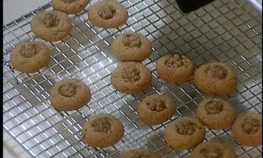 Crunchy Praline Cookie