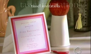 Video how to make diy graduation invites martha stewart now playing filmwisefo