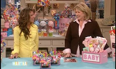Dylan Lauren and Candy