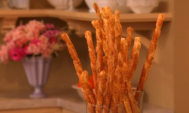 French Cheese Straws