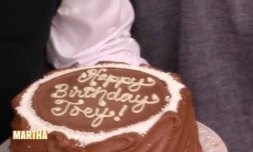 Happy Birthday to Joey