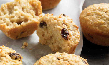 Healthy Quinoa Muffins