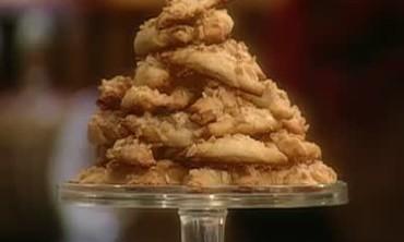 How To: Arugula Cookies