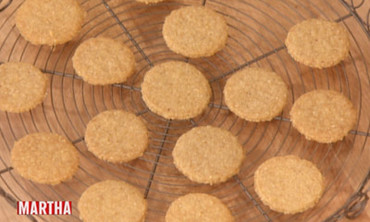 Irish Oatmeal Biscuits