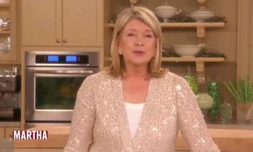 Martha Stewart OpenSky