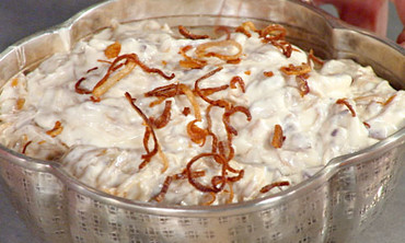 Caramelized Bacon and Onion Dip