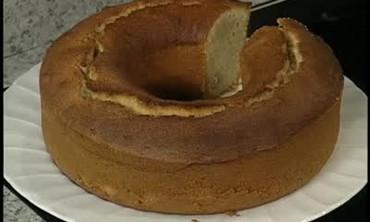 Portuguese Putrid Cake