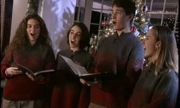 Singing Holiday Carols