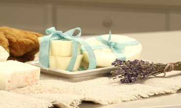 Soothing Lavender Soap