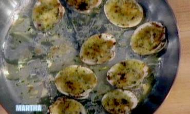 David Pasternack's Baked Clams