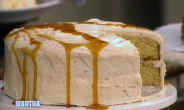 Caramel Cake, Part 2