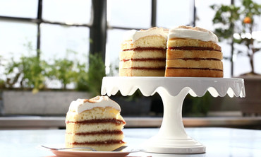 Apple Butter Layer Cake