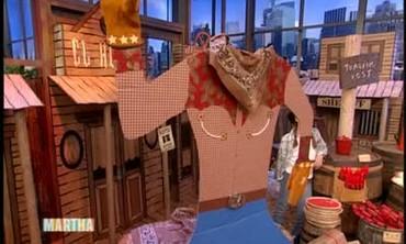 Cardboard Cutout Cowboy