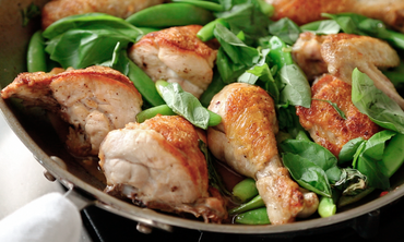Chicken and Snap Peas