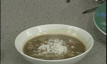 Country Gumbo with Duck