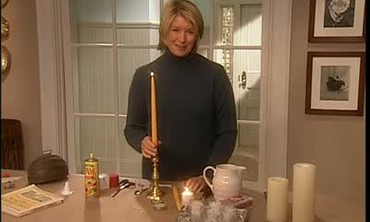 Easy Candle Maintenance
