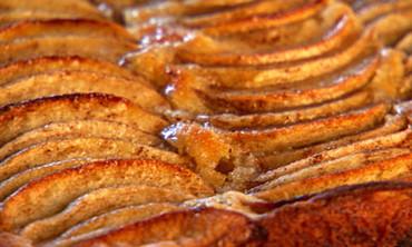 German-Style Apple Cake