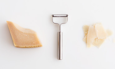 How to Shave Parmesan