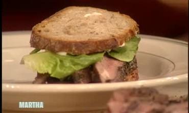 Martha's Sandwich Recipe