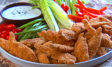 Crunchy Chicken Tenders