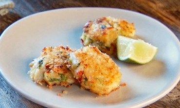 Mini Asian Crab Cakes
