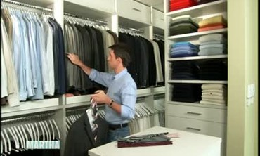 New Closet Design Ideas