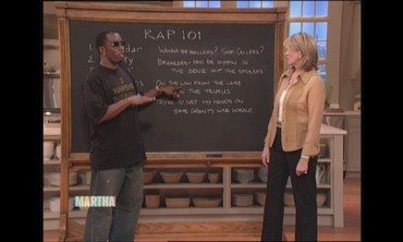 Rap 101 with P. Diddy