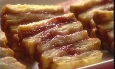 Raspberry Pastry Recipe