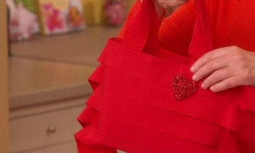 Red Ribbon Bag How-To