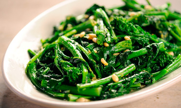 Sauteed Broccoli Rabe