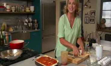Simple Homemade Lasagne
