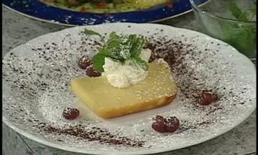 Simple Semolina Pudding