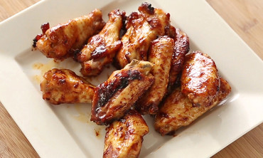 Sriracha-Glazed Chicken