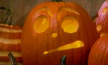 now playing - Martha Stewart Halloween Decor