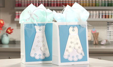 Wedding Dress Gift Bags