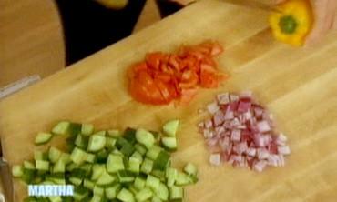 Greek Salad, Part 1