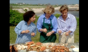 A Beachfront Crab Boil