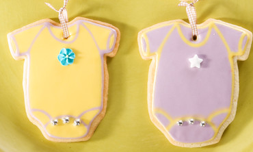 Baby One-Piece Cookies