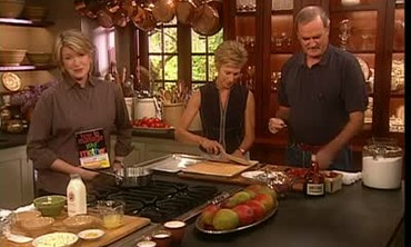 Cooking With John Cleese