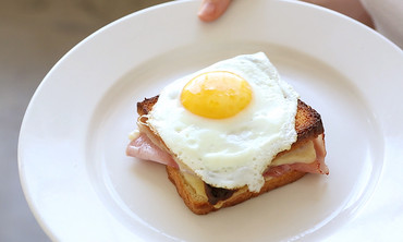 Croque Madame Sandwiches