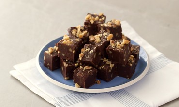 Easy Walnut Fudge Recipe